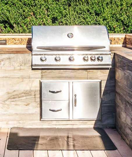 New Edge Lawns & Landscape    Outdoor Kitchen Services