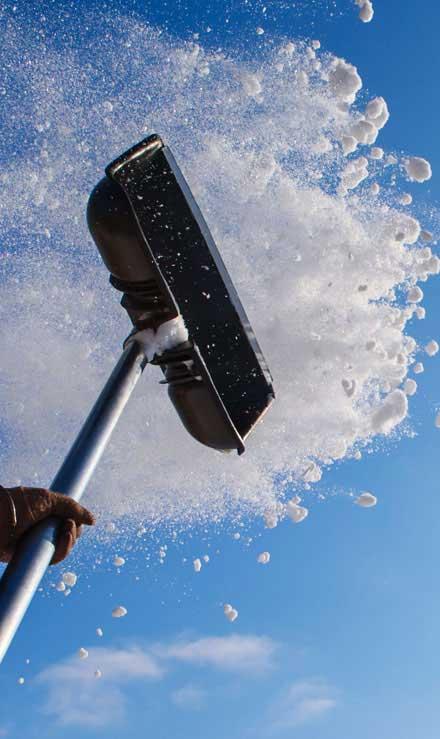 New Edge Lawns & Landscape    Snow Removal