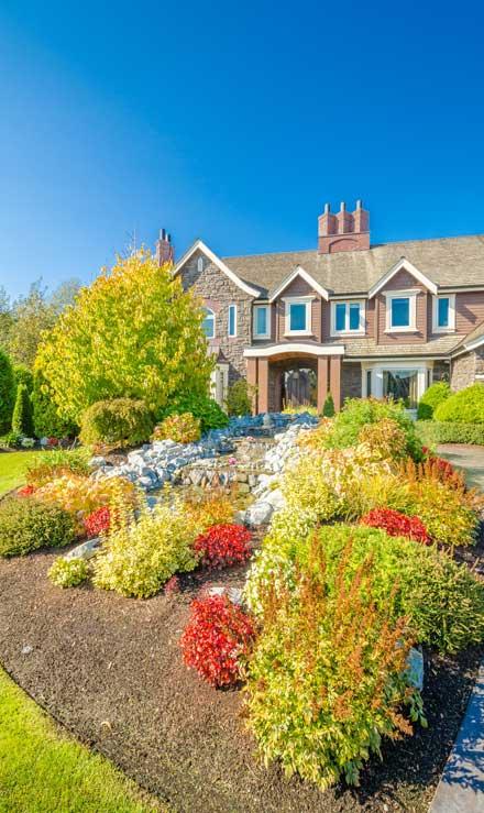 New Edge Lawns & Landscape    Landscape Design
